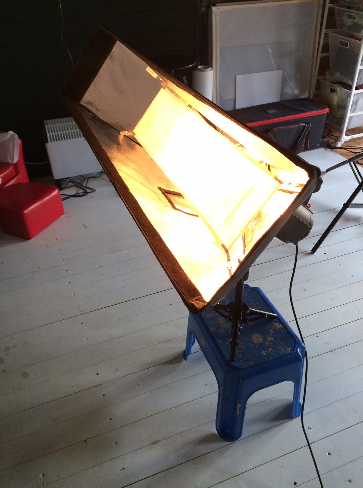 Photography Studio Setup Product Img